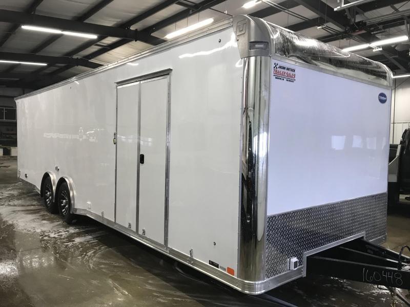 2019 United Trailer GEN 4- 8.5x28 Enclosed Race Trailer....Stock#UN-160448