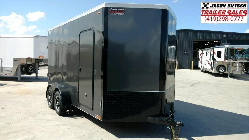2020 Legend Manufacturing EXTRA HEIGHT 7X18 STVt Enclosed Cargo Trailer....STOCK# LG-7359