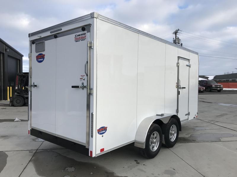 2019 United Trailers UXT 7X16 Enclosed Cargo Trailer.... Stock# UN-166260
