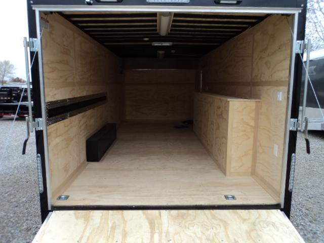 2018 United Trailer UXT 8.5x20 Enclosed Tool Crib Trailer....Stock#UN-160145
