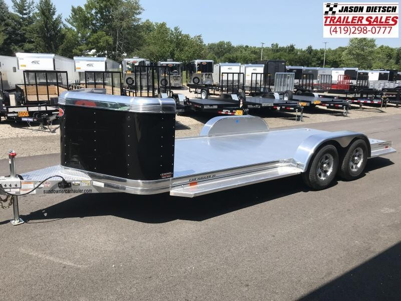 2019 Sundowner 81X20 Sunlite Car Trailer.... STOCK# SD-FA7527