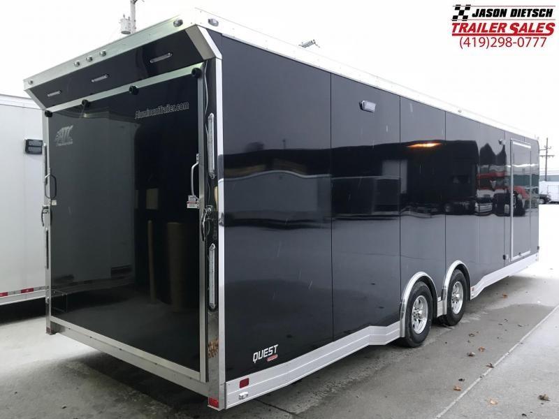 2019 ATC 8.5x28 Car / Racing Trailer....Stock # AT-216839