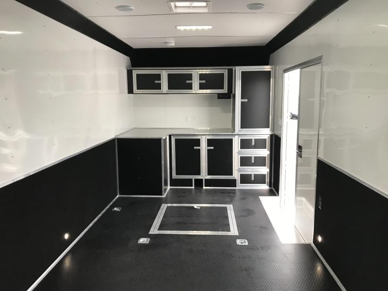 2019 United Trailers 8.5X32 Car / Racing Trailer....STOCK UN-165469