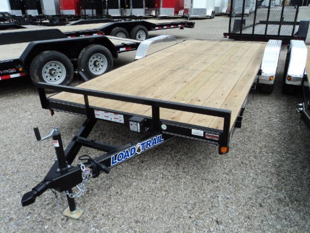 2017 Load Trail CP 83x18 Tandem Axle Carhauler....Stock#LT-41417