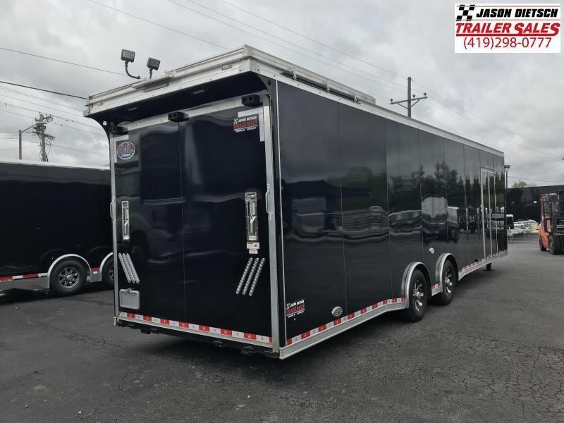 2018 United Trailers ushgn-8.540TA70 Car / Racing Trailer
