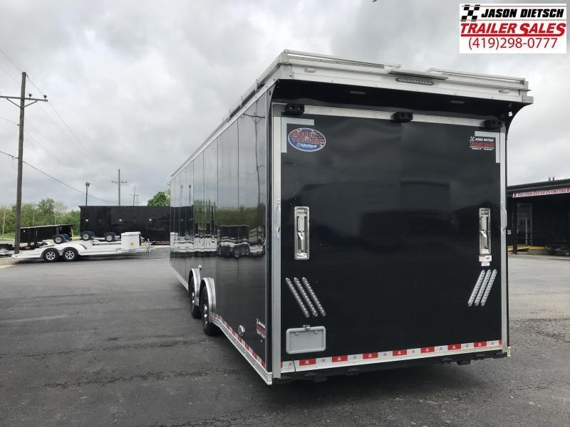 2018 United Trailers ushgn-8.540TA70 Car / Racing Trailer