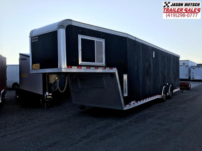 2019 United Trailers USHGN 8.5X36 Car / Racing Trailer STOCK# UN-165431