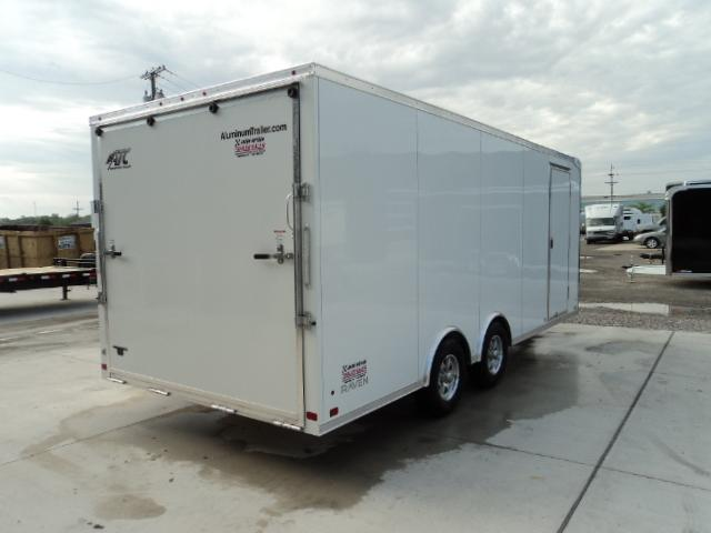 2018 ATC 8.5X20 Carhauler ....STOCK # AT-9583