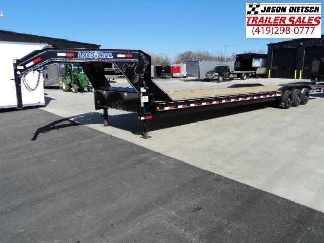 2018 Load Trail GL 102x40 Triple Gooseneck Carhauler....Stock#LT-163837