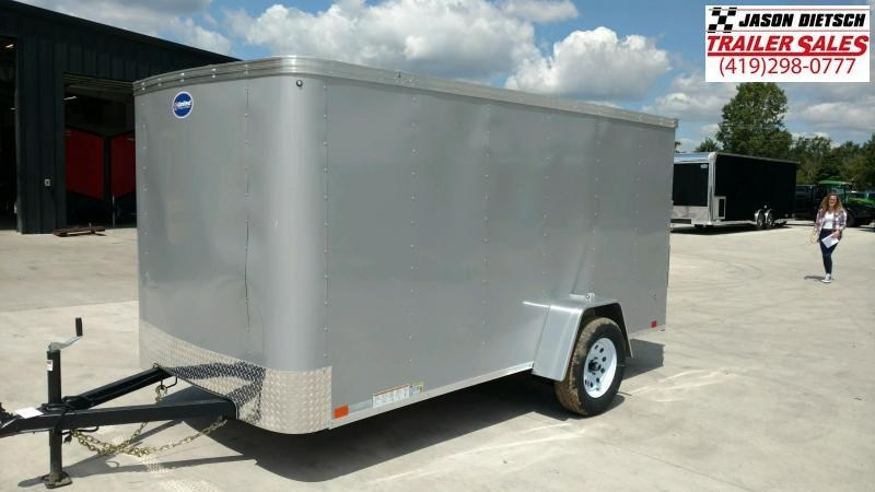 2020 United XLE 6X12 Enclosed Cargo TRAILER....Stock# UN-170528