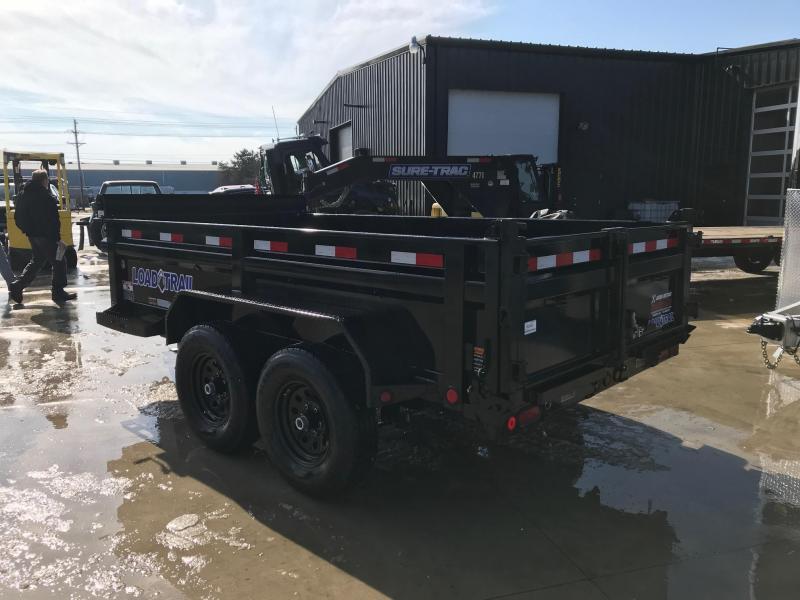 2019 Load Trail 72X12 Tandem Axle Dump Trailer....STOCK# LT-182263