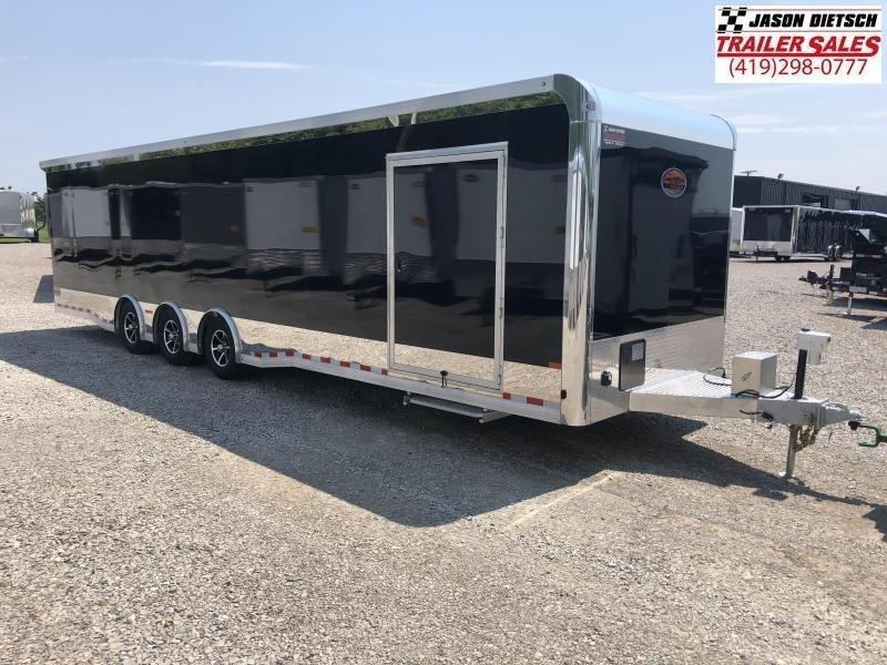 2020 Sundowner 8.5X32 BATHROOM PACKAGE RACE TRAILER....STOCK# SD-CA3325