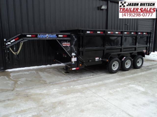 2018 Load Trail GD 83x16 Triple Axle Gooseneck Dump Trailer....Stock#LT-50981