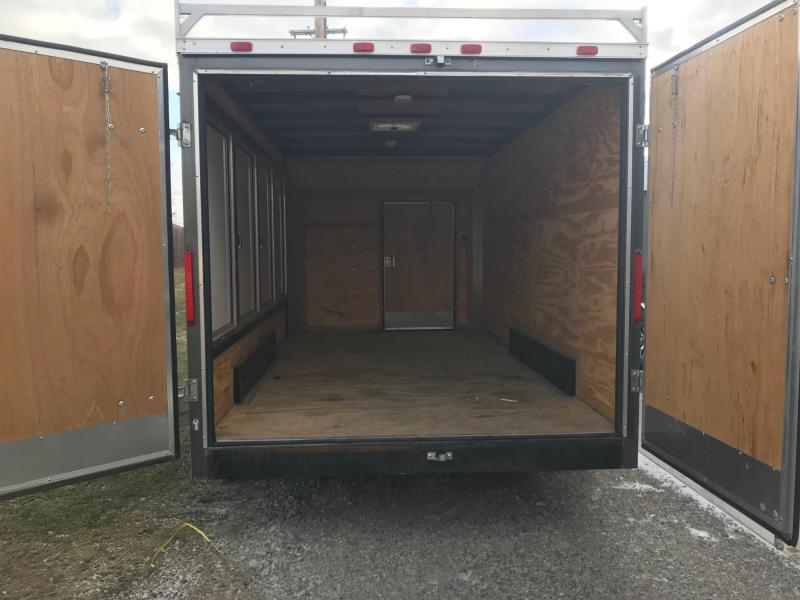 2012 Forest River Inc. 7.5X14 Enclosed Cargo Trailer