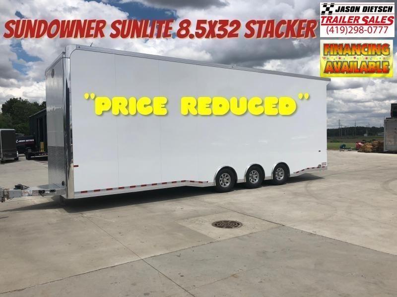 2019 Sundowner Sunlite 8.5X32 Stacker....Stock#SD-CA2439