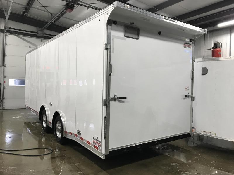 2019 United Trailers UXT 8.5X24 EXTRA HEIGHT Enclosed Cargo Trailer... STOCK# UN-166224