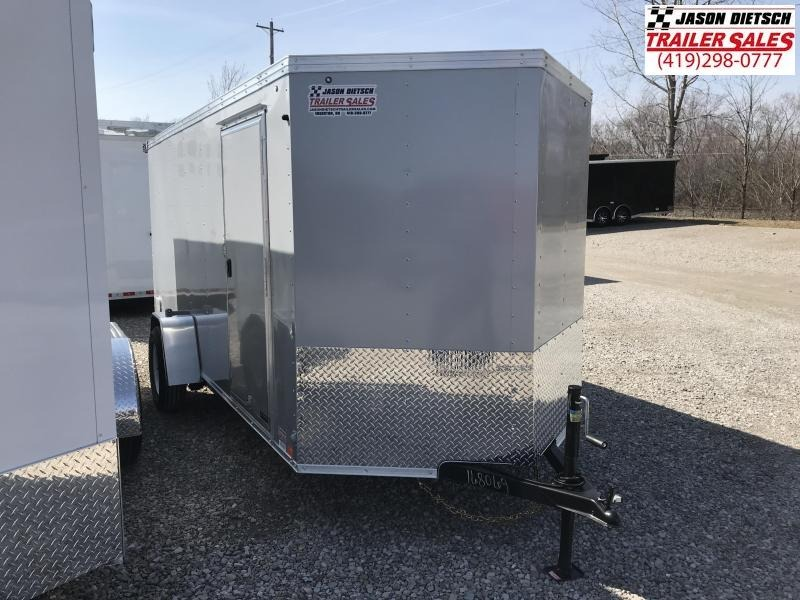 2020 United Trailers XLV 6X14 Enclosed Cargo Trailer....STOCK UN-168069