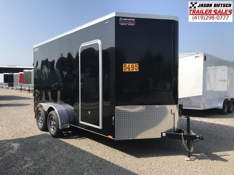 2019 Legend Manufacturing 7X16 Enclosed Cargo Trailer....STOCK# LG-317964