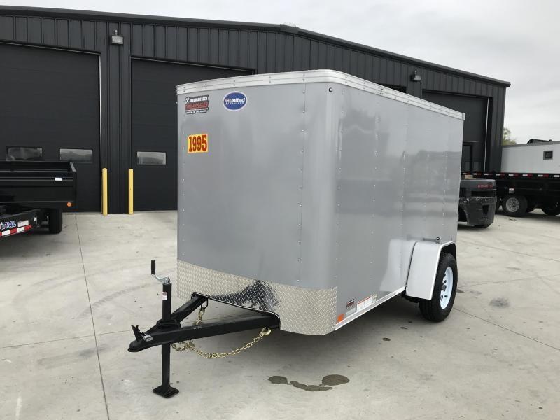 2020 United XLE 5X10 Enclosed Cargo TRAILER....Stock# UN-168776