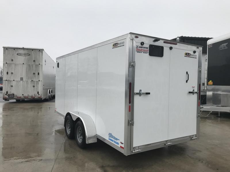 2019 Legend Manufacturing 7X18 TV Enclosed Cargo Trailer....STOCK# LG-317334