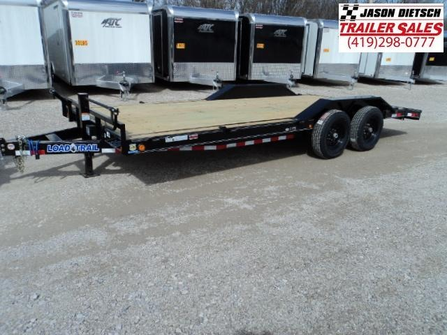 2018 Load Trail CH 102x20 Tandem Axle Carhauler....Stock#LT-160662