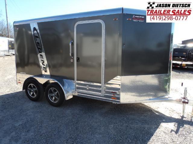 2018 Legend Manufacturing 7X15 DVNTA35 Enclosed Cargo Trailer 317789