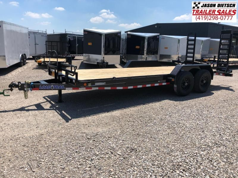 2018 Load Trail 83X20 Tandem Axle Carhauler....STOCK# LT-168340