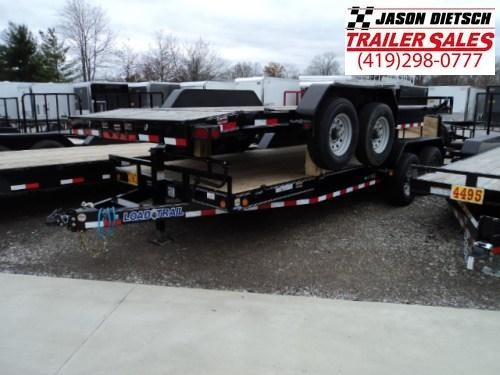 2018 Load Trail 83x20 Tandem Axle Carhauler....Stock#LT-50967