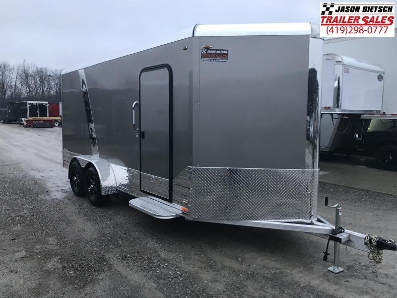 2019 Legend Manufacturing 7x19 DVN EXTRA HEIGHT Enclosed Cargo Trailer... STOCK# 317355