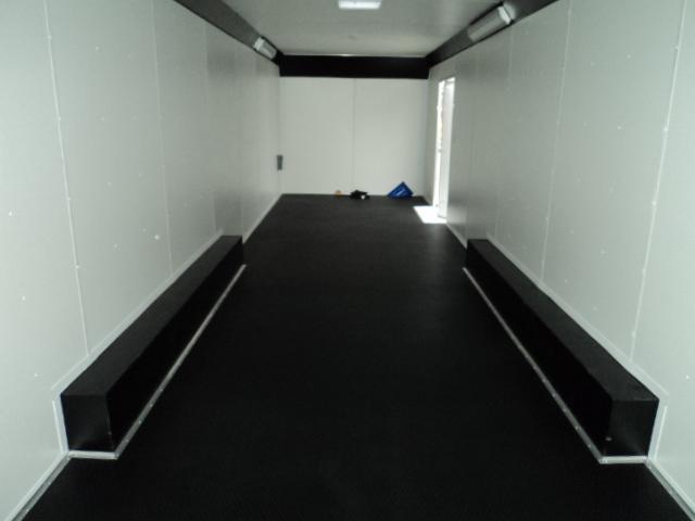 2019 United Trailer UXT 8.5x34 Enclosed Extra Height Carhauler....Stock#UN-163314