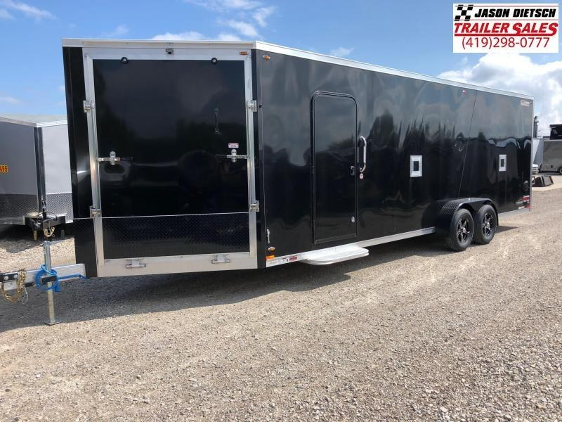 2019 Legend Manufacturing 7X29 EXPLORER EXTRA HEIGHT Snowmobile Trailer....STOCK LG-317320