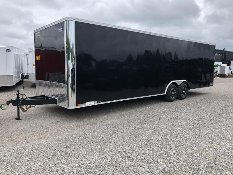 2019 UNITED XLT 8.5X28 STANDARD HEIGHT...UN-159914