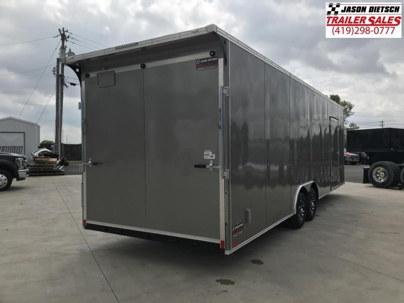 2020 UNITED XLT 8.5X28 EXTRA HEIGHT...UN-166532