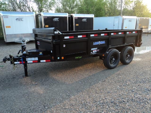 2018 Load Trail GD 83x14 Tandem Axle Dump Trailer....Stock#LT-163048