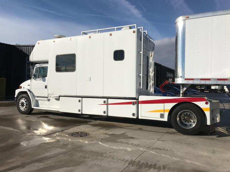 1998 Featherlite 8.5x28 Toter and Stacker