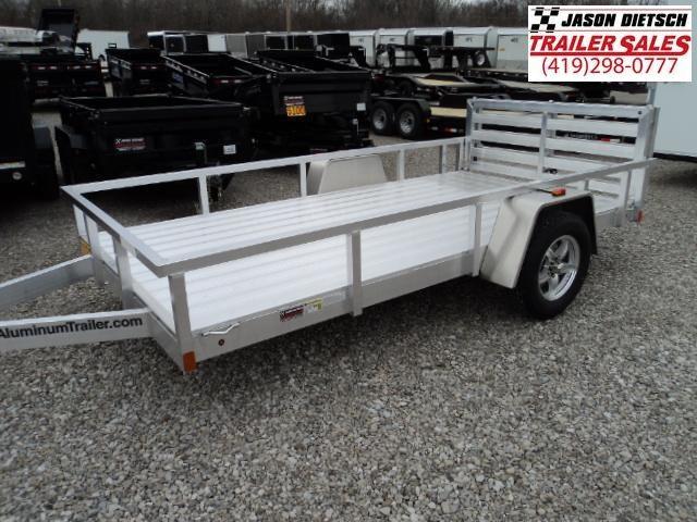 2018 ATC 6x12 All Aluminum Utility Trailer....Stock#AT-213355