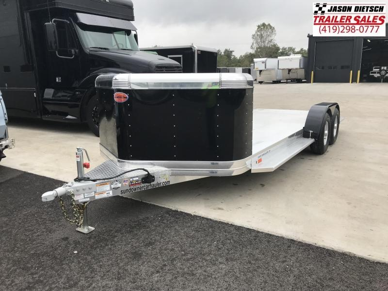 2019 Sundowner 81X20 Sunlite Car Trailer.... STOCK# SD-FA7597