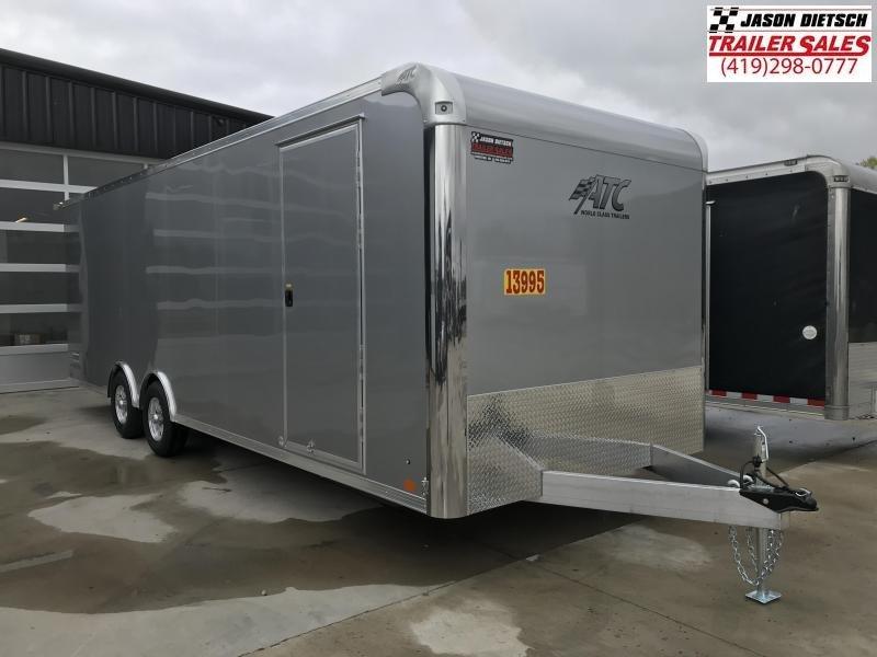 2020 ATC RAVAB85240-2T5.2K Car / Racing Trailer