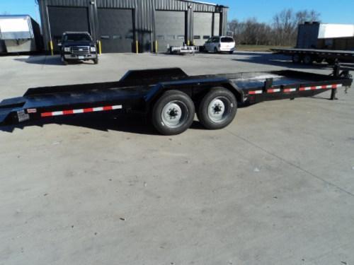 2018 Imperial 82x22 Tilt Deck Equipment Trailer Stock# 2107