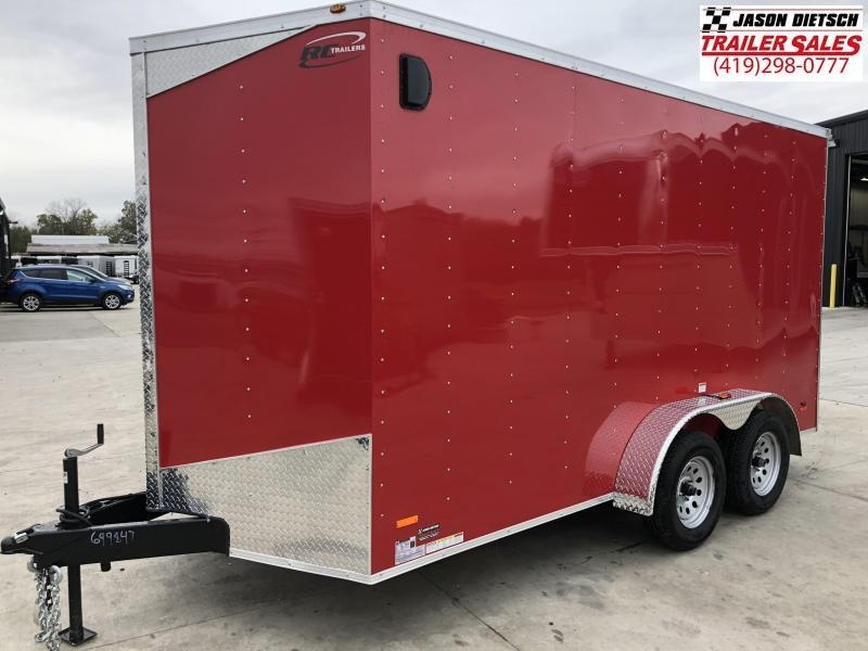 2019 RC Trailer 7x14 EXTRA HEIGHT....STOCK# RC-649847