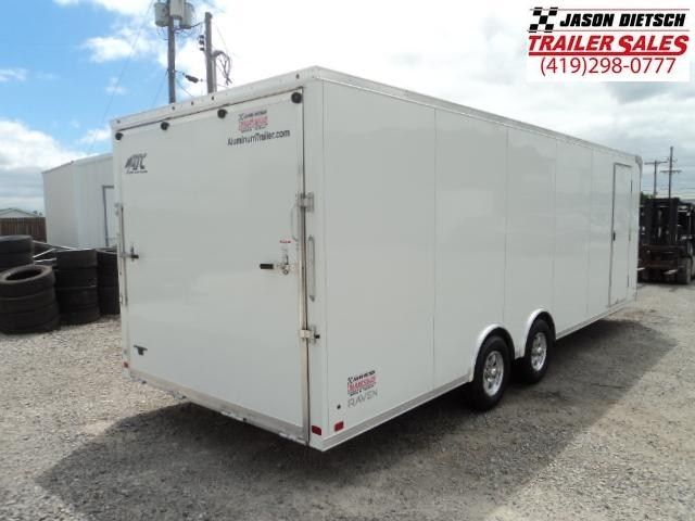 2018 ATC 8.5X24 Carhauler ....STOCK # AT-0196