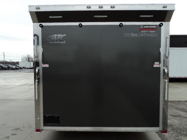 2018 ATC All Aluminum 8.5X24 Car Hauler Xtra Hi....AT-Stock # 212986