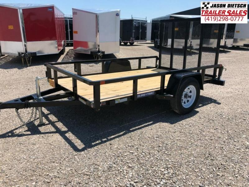 2018 Sure-Trac 72X10 Utility Trailer.... STOCK# ST-218415
