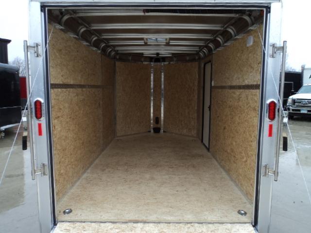 2018 Legend Manufacturing 7X15 Enclosed Cargo Trailer... STOCK# LG-317915