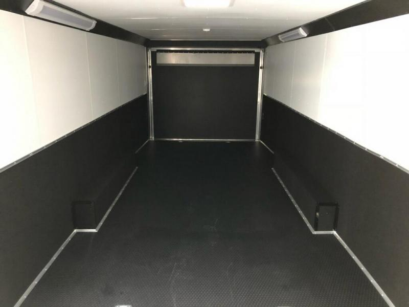 2019 United Trailers XLT 8.5X28 Car / Racing Trailer....STOCK# UN-161008