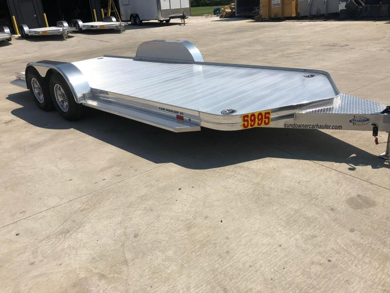 2019 Sundowner 6.9X19 Sunlite Car Trailer.... STOCK# SD-FA7151