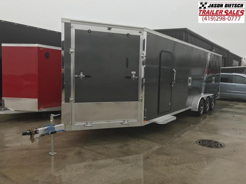 2019 Legend Manufacturing 7X31 EXPLORER EXTRA HEIGHT Snowmobile Trailer....STOCK LG-1317782