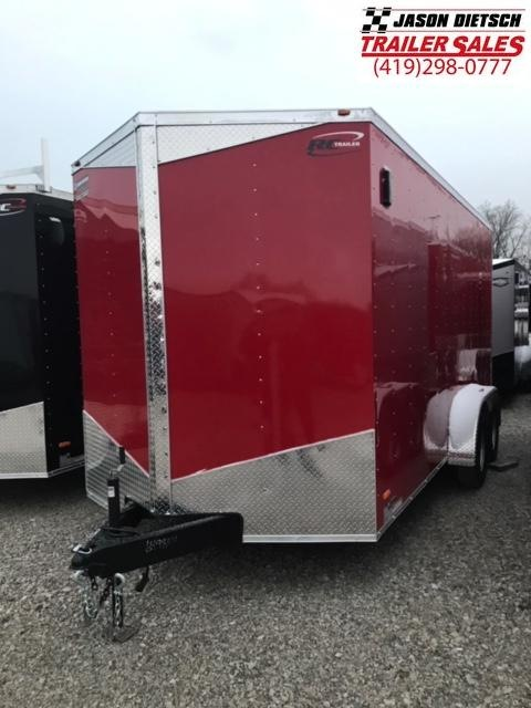 2019 RC Trailer 7x16 EXTRA HEIGHT....STOCK# RC-649844