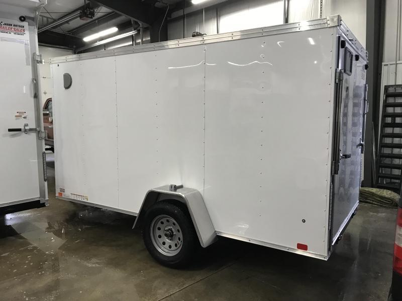 2019 United XLV 6X12 V-Nose Slant Enclosed Cargo Tr....Stock# UN-166122