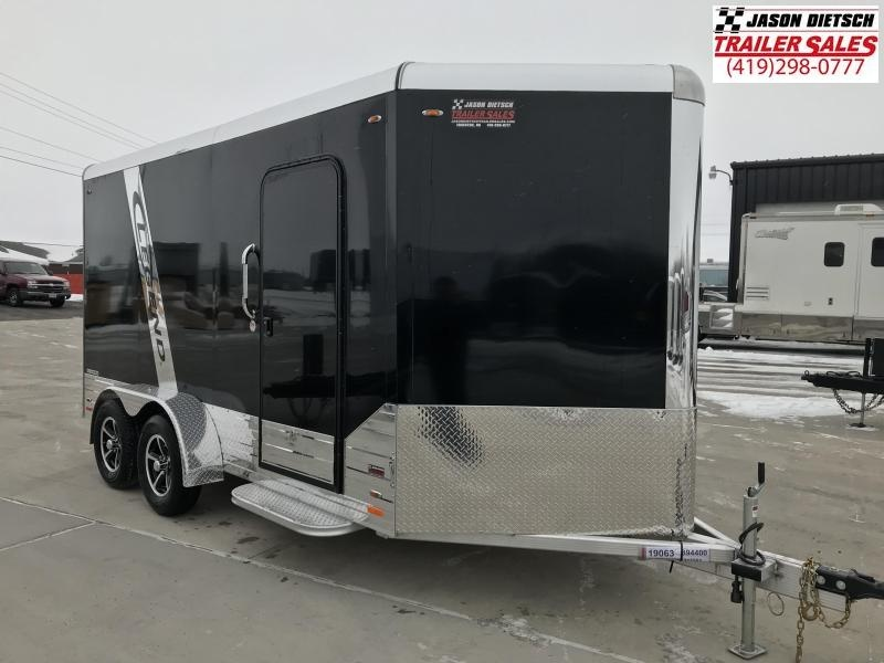 2019 Legend Manufacturing 7x17 EXTRA HEIGHT DVNTA35 Enclosed Cargo Trailer... STOCK# 317351